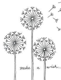 pissenlit-simplifié-dessin-facile-a-reproduire-par-etape-la-beauté-du-printemps-dessin-trois-fleurs-cool