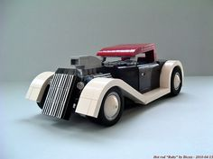 "Hot Rod ""Ruby"" 