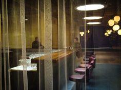 Bar at Hotel Kyjev Bratislava Retro Futurism, 2nd Floor, Art Director, Mid Century, Flooring, Bratislava Slovakia, Photography, Restaurant, Bar