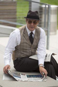 James Spader, The Blacklist, Raymond Reddington Hat