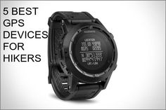 Planning A Hike? Try These 5 Best GPS Devices  ... see more at InventorSpot.com