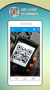 QR Code Scanner is the fastest and most user-friendly application. Change your smartphone into a powerful QR Code Reader, Barcode scanner, and Data Matrix scanning utility. https://play.google.com/store/apps/details?id=com.barcodescanner.qrcodereader