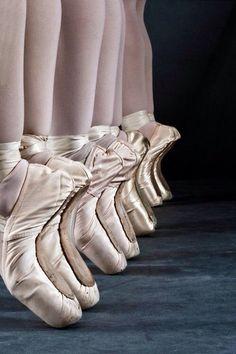 Zapatillas danza clasica