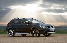 Subaru XV black