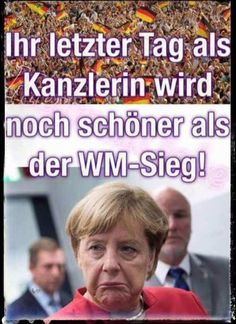 Merkels letzter Tag ...