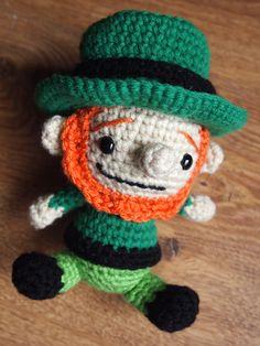 Ravelry: The Littlest Leprechaun pattern by Heather Jarmusz