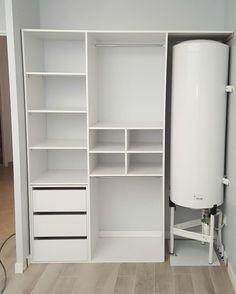 camouflage du chauffe eau sdb pinterest chauffe eau ballon eau chaude et eau. Black Bedroom Furniture Sets. Home Design Ideas
