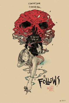 It Follows - movie poster