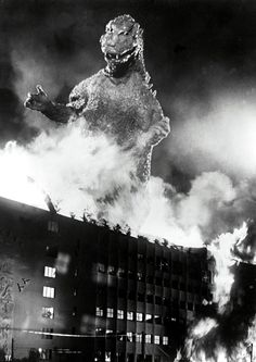 "November 3, 1954 The Movie, ""Godzilla"" is released."
