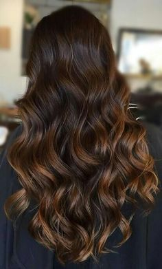 Omber wavy hair #gorgeoushair