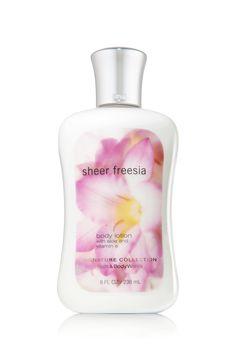 Sheer freesia
