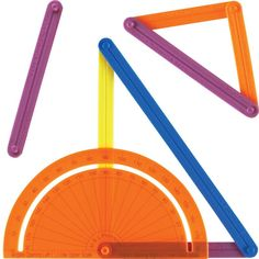 These are awesome for teaching geometry!