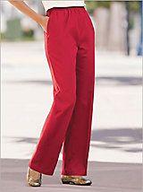 Classic Comfort® Pull-On Pants | Drapers