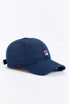 cb37348b33b FILA Runner Baseball Hat Dad Hats