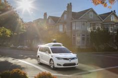 Waymo launches an iOS app for its self-driving taxi service Waymo has been operating a taxi service using its self-driving vehicles in Arizona for the past year, and now it is launching a ride-hailing app in Apple's App Store, suggesting… Mini Vans, Uber, Google Car, Monospace, Automobile, Arizona, Chrysler Pacifica, Self Driving, Pedestrian