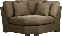 Axis Sectional Wedge  | Crate and Barrel