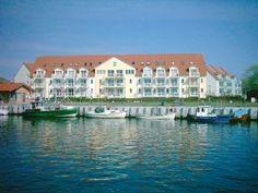 Ferienwohnung Residenz am Yachthafen Insel Poel Typ B