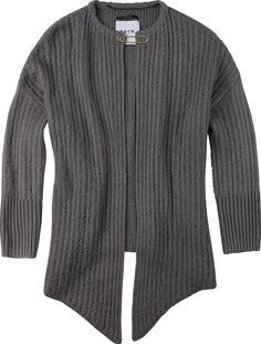 Burton Jasper Sweater Dark Ash Womens