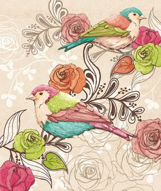 Country Garden by Amanda Dilworth  so beautiful!