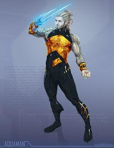 The Justice League (OG Remix) // artwork by Ogi Grujic (2014)