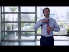 How to Tie a Tie: The Small Knot