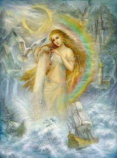 Волшебные картины Надежды Стрелкиной - Художественная галерея