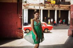 Havana, Cuba. Photos Of Women Around The World Show Beauty Is In Our Differences
