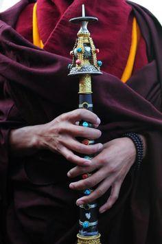 Instrumento musical tibetano