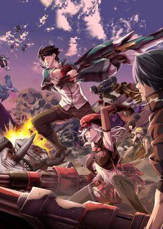 L'anime GOD EATER sera diffusé en simulcast sur la plateforme ADN dès le 5 juillet : http://www.coyotemag.fr/god-eater-sur-adn/