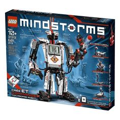 Pour les fans de robots, vous allez adorer le LEGO MINDSTORMS® EV3 !