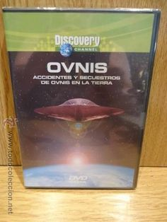 OVNIS. ACCIDENTES Y SECUESTROS EN LA TIERRA. ED / DISCOVERY CHANNEL. DVD PRECINTADO.