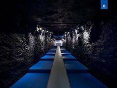 Schalke 04 transform tunnel into coal mine.