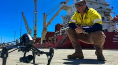 SA-UAVs produce clear, accurate and professional data from our drone oil and gas inspection service! Call 0427 716 857 to chat with our Director. Professional Drone, Emergency Response, Civil Aviation, We The Best, Oil And Gas, Aerial Photography, Natural Disasters, Health And Safety, The Incredibles