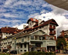 German architecture - Gramado RS Brasil Mansions, House Styles, City, Home Decor, Arquitetura, Brazil, Decoration Home, Manor Houses, Room Decor