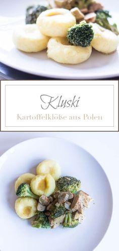 Kluski – Kartoffelklöße aus Polen