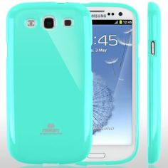 Case for Samsung Galaxy S3 (Turquoise / Mint)