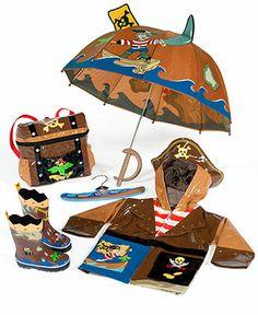 Kidorable Pirate Umbrella - Kids - Macys