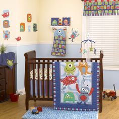 Monster Buds 4 Piece Set by CoCaLo Baby at BabyEarth.com, $84.95
