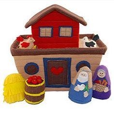 Noah's Ark - Felt Toy