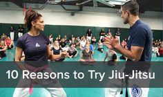New Article: 10 Reasons to Try Jiu-Jitsu - Gracie News
