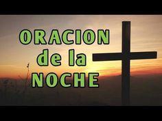 ORACION DE LA NOCHE- Sangre y Agua- Oraciones Antes de dormir para Pedir...