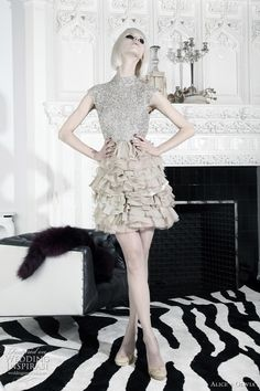 alice and olivia fall 2012 rtw collection
