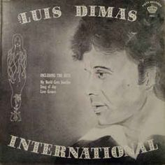Luis Dimas - Luis Dimas International: buy LP at Discogs