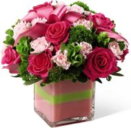 Tev12 2a What A Treat Bouquet Lovely Flower Design
