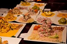 you have arrived to Ceviche heaven, full of locals and just the freshest and most refreshing ceviche ever!