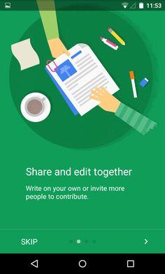 Google Doc app walkthroughs Design Sites, News Web Design, Mobile Web Design, App Ui Design, User Interface Design, Layout Design, Apps Android, Minimal Web Design, Graphic Design