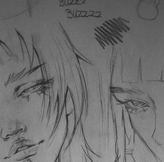 Pencil Drawings, Anime, Sketches, Illustrations, Poses, Random, Ideas, Style, Drawing Base