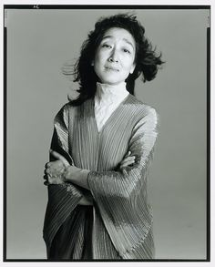Mitsuko Uchida, pianist, by Richard Avedon https://picasaweb.google.com/12uma66/RichardAvedon192320040910092215#5390719836418109394