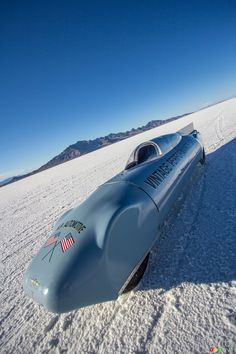 Vintage Salt Flat Race Cars | Bonneville Salt Flats, Utah USA Aug. 21, 2013, 2:52 p.m. The Vintage ...