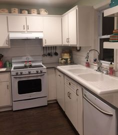 LaDonna creates a retro-style kitchen that would make her grandmothers proud - Retro Renovation